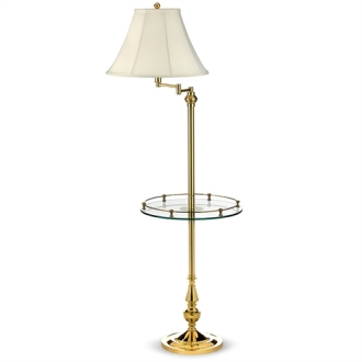 brass-floor-lamp-with-glass-tray-table