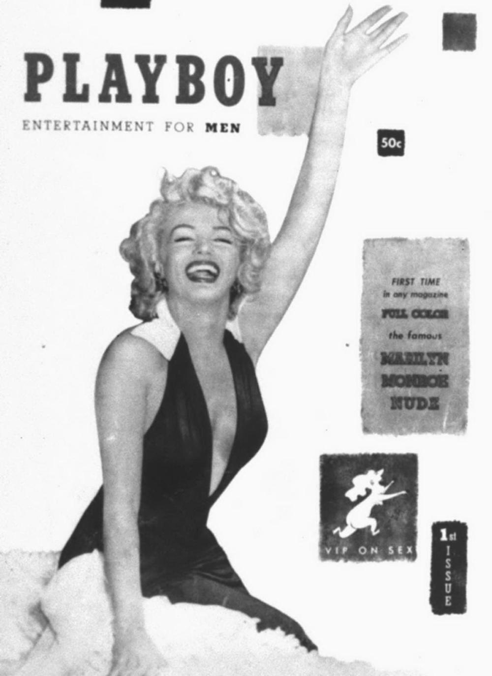marilyn-monroe-cover-playboy-1953