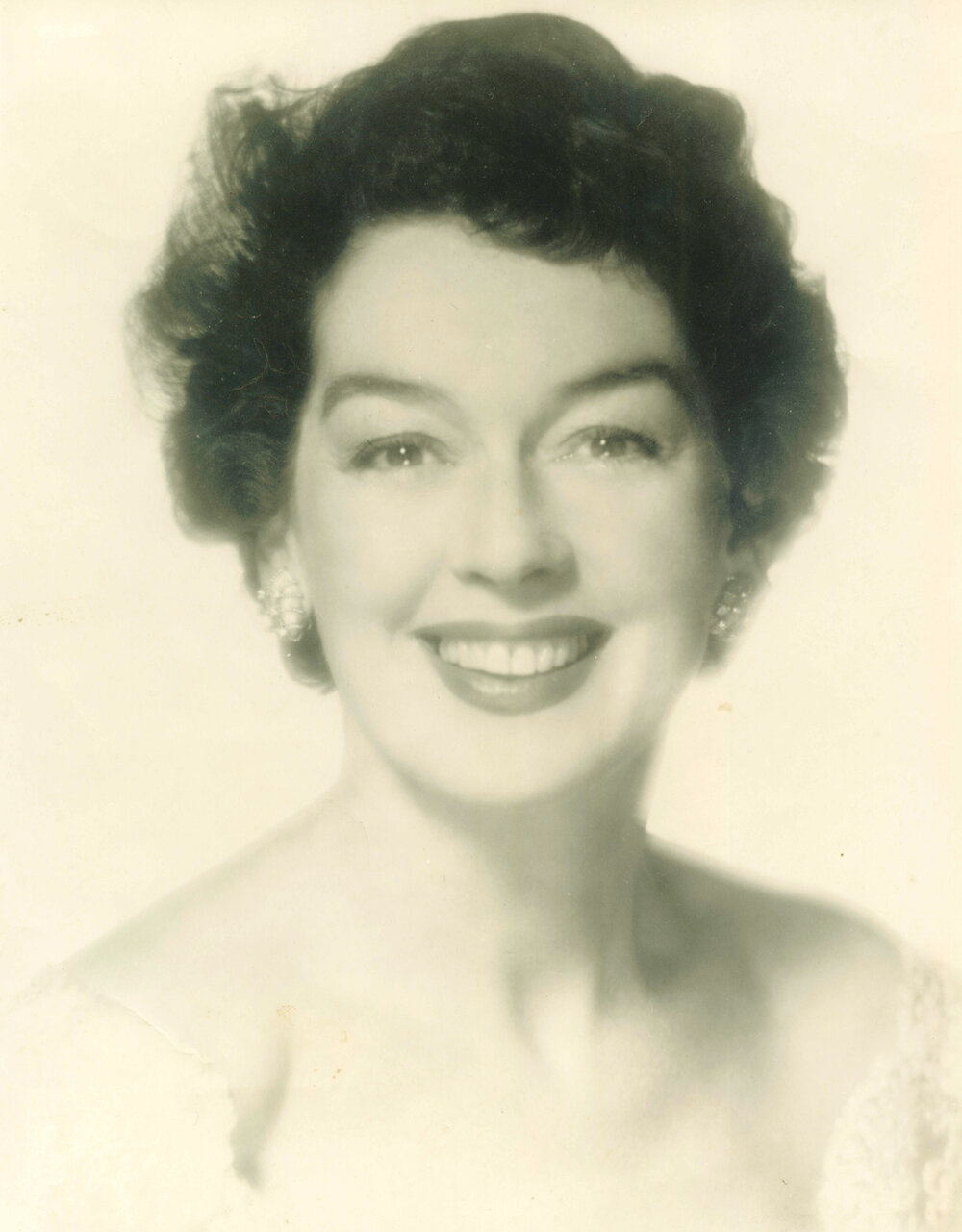 Rosalind Russell — CT Women's Hall of Fame