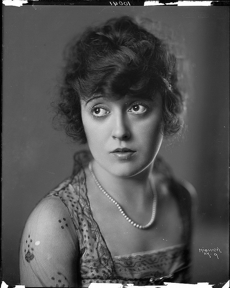 Mabel Normand (Fake News: Fact Checking Hollywood Babylon Episode 5) — You  Must Remember This